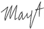 margot signature