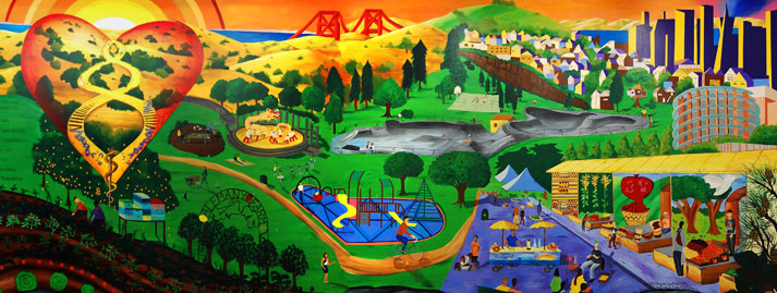 CVP mural